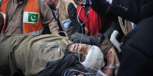 Dodental als gevolg van explosie Pakistan loopt op