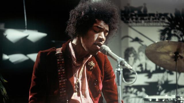 Familie Jimi Hendrix heeft volgens maker foto onrechtmatig in gebruik