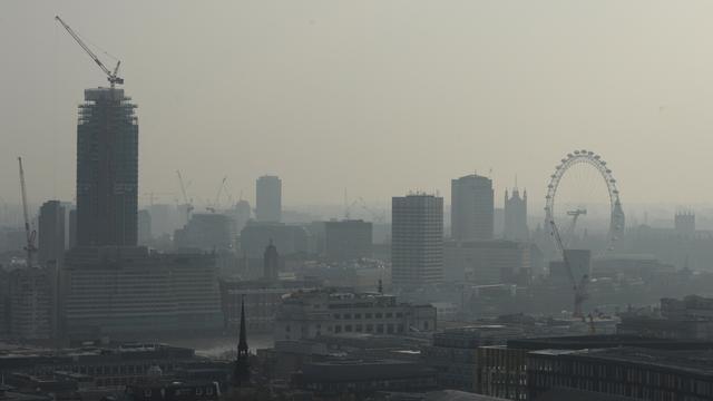 'Duizenden inwoners Londen overlijden vroegtijdig door vervuiling'