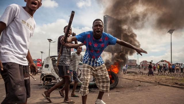 Doden bij gevechten in hoofdstad Congo