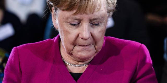Merkel kondigt vertrek aan: Is de magie uitgewerkt?