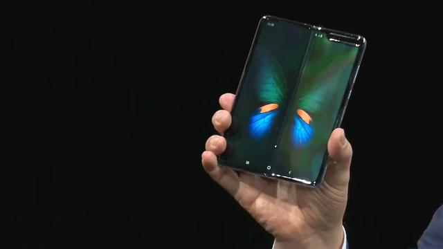 'Samsung werkt aan vierkante versie van opvouwbare smartphone'