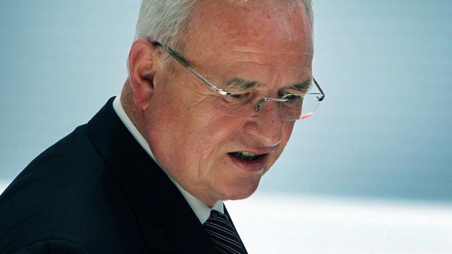 'VW-topman Winterkorn bezat getuigenverklaring over dieselschandaal'