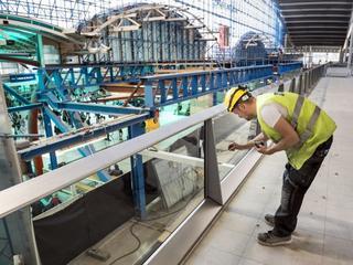 Eind 2016 is de OV-terminal helemaal klaar