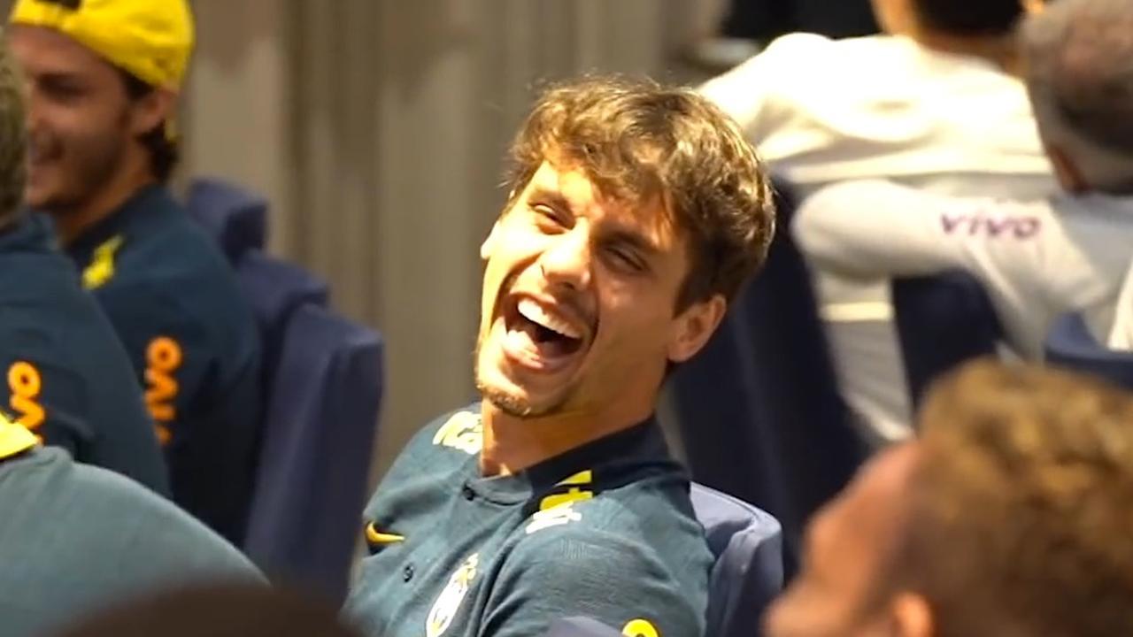 Debutant Henrique deelt hilarische blunder met Braziliaanse selectie