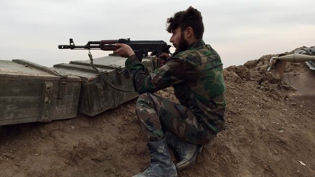 Onduidelijkheid over luchtaanval VS op gifgasdepot IS