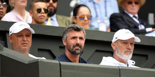Oud-Wimbledon-winnaar Ivanisevic nieuwe coach van Djokovic