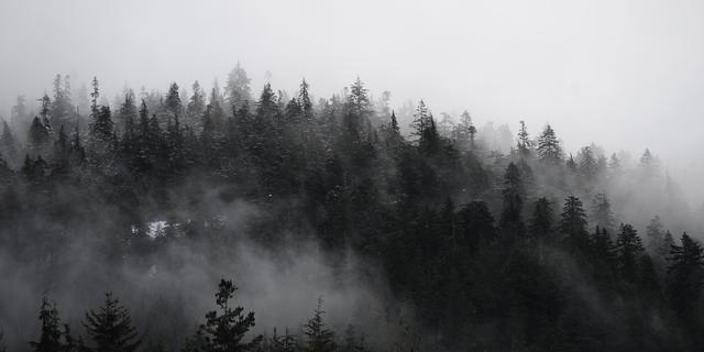 Alle wegen naar Vancouver door winterweer afgesloten