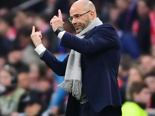 Trainer waakt voor optimisme na 4-1 zege op Olympique Lyon