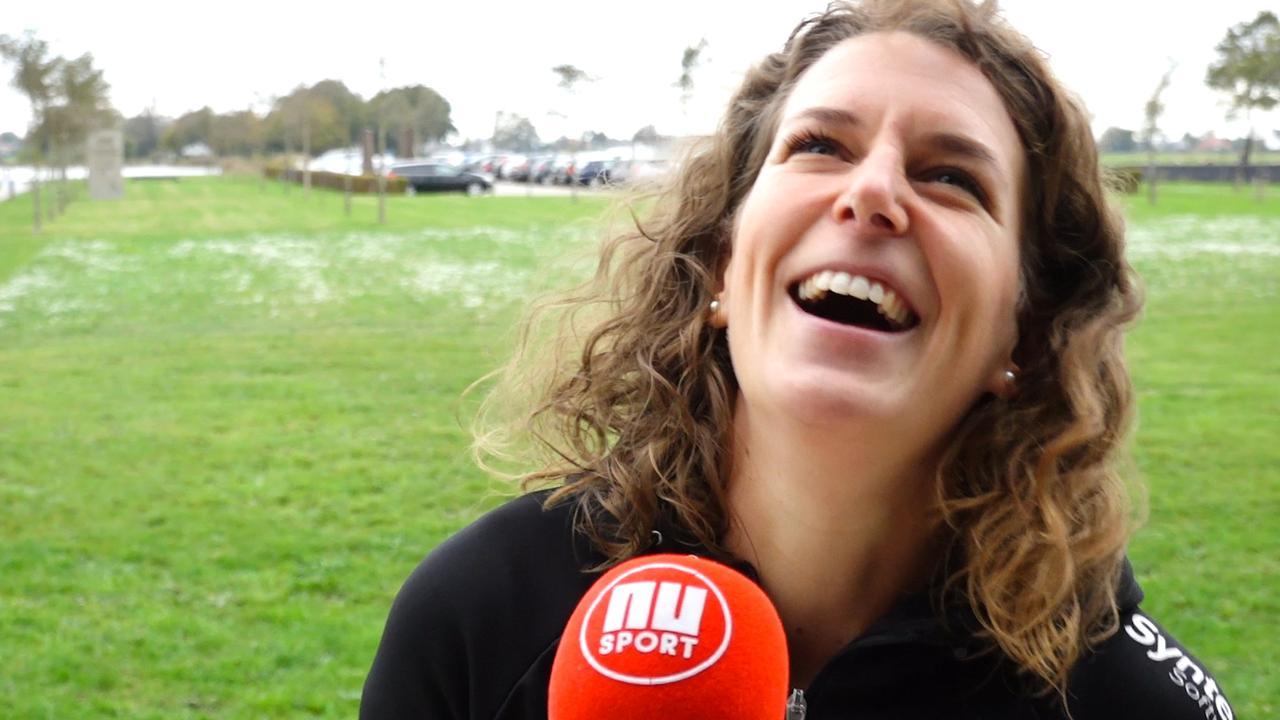Olympisch kampioen Wüst: 'Zonde om nu te stoppen met schaatsen'