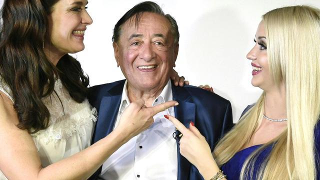 83-jarige miljardair wil president Oostenrijk worden