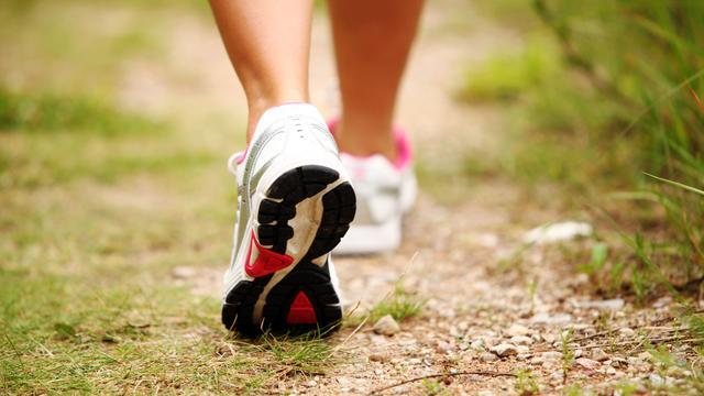 Vergeet de sportschool: wandelen is vanaf nu jouw workout