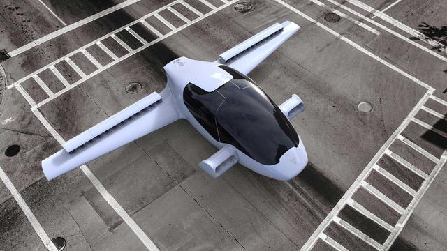 Maker vliegende auto's krijgt investering van 90 miljoen dollar