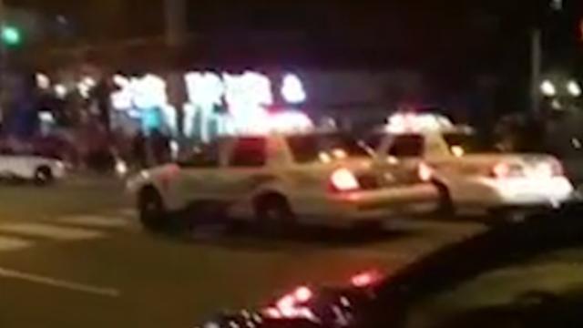 Schoten te horen van schietpartij in Toronto