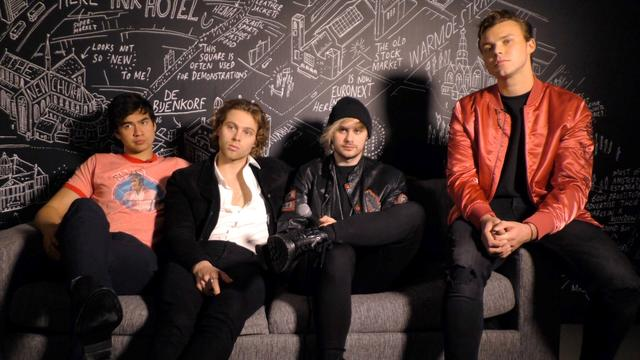 5 Seconds of Summer komt met 'meest punk' album tot nu toe
