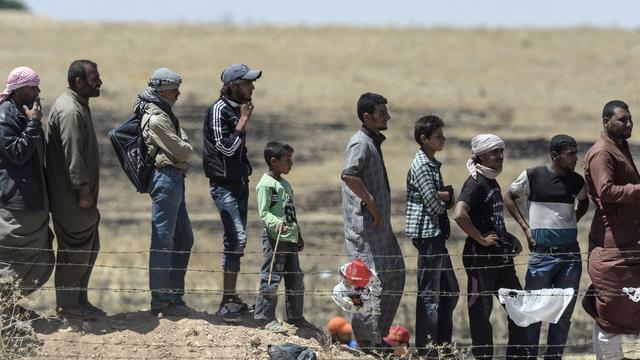 Spaanse journalisten vermist in Syrië