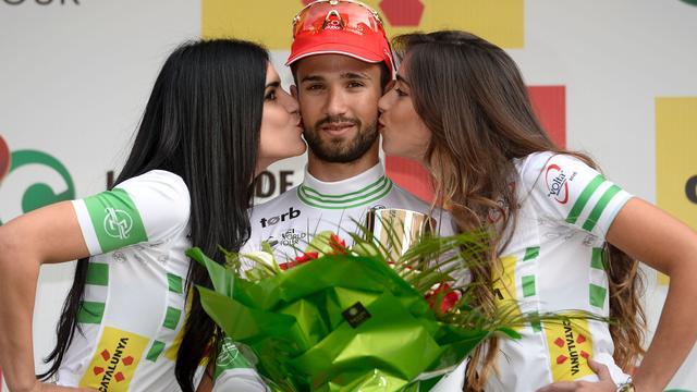 Bouhanni sprint in eerste rit Catalonië naar derde zege van 2016