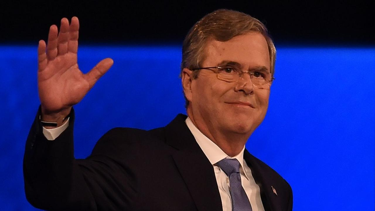 Bush geeft op, Trump en Clinton winnen derde ronde