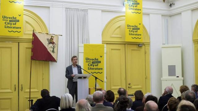 Utrecht wil UNESCO City of Literature worden