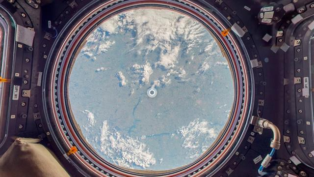 Google voegt ruimtestation ISS toe aan Streetview
