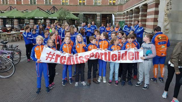 Gemeente Leiden realiseert alleen nieuwe schaatshal als regio meebetaalt