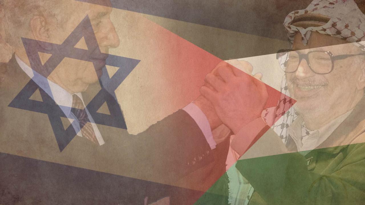 Hoe vredesplannen Midden-Oosten keer op keer vastliepen