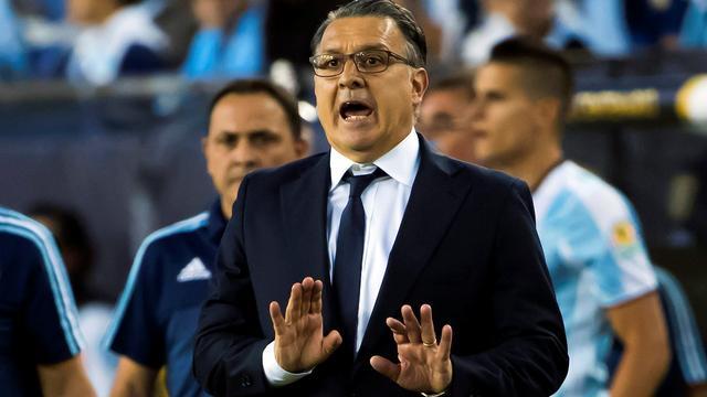 Ontevreden Martino dient ontslag in als bondscoach Argentinië