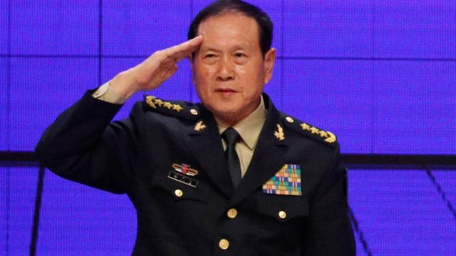 Chinese minister verdedigt hardhandig neerslaan studentenprotest 1989