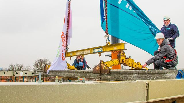 Hoogste punt nieuwbouw Groene Hart Topmavo bereikt
