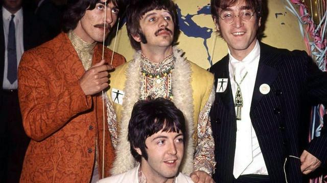 Beatles-tekenfilm Yellow Submarine wordt stripboek