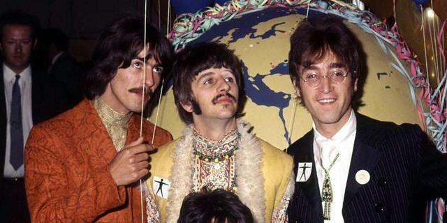 Zeldzame The Beatles-plaat onder de hamer