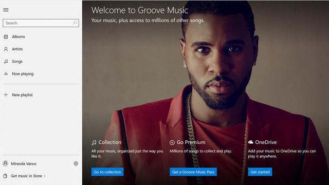 Muziekstreamingdienst Xbox Music heet voortaan Groove
