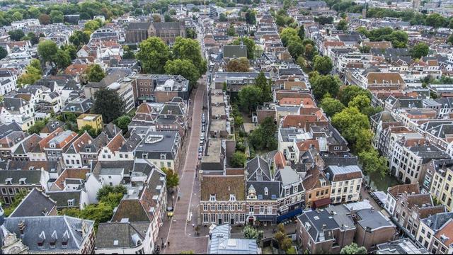 Herinrichting Lange Nieuwstraat in Utrecht voorlopig uitgesteld