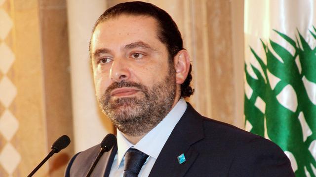 Premier Libanon legt functie neer om liquidatiedreiging