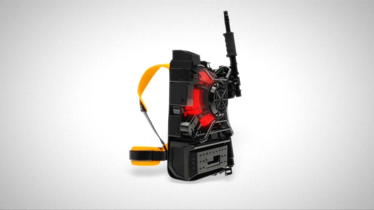 Sony onthult Proton Pack uit Ghostbusters