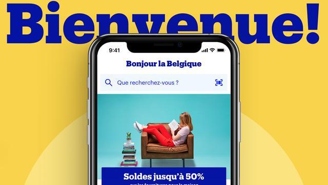 Bol.com breidt met speciale app uit naar Franstalig België