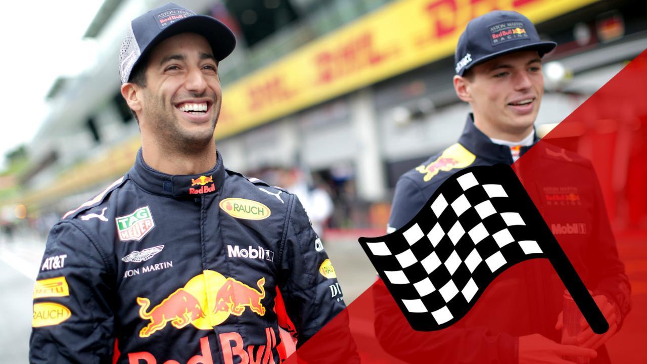 Vooruitblik F1: 'Ricciardo zal twijfelen aan vertrek bij Red Bull'