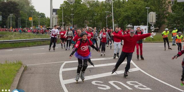 Vanaf vrijdag 9 juli weer Skate Parade in Utrecht: 'Dankbaar dat we weer mogen'