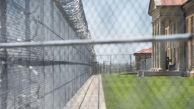 Gijzeling in gevangenis Delaware