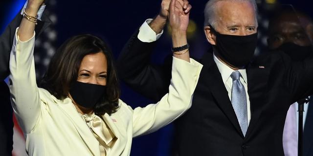 'Biden wijst met Kamala Harris als vicepresident al zijn opvolger aan'