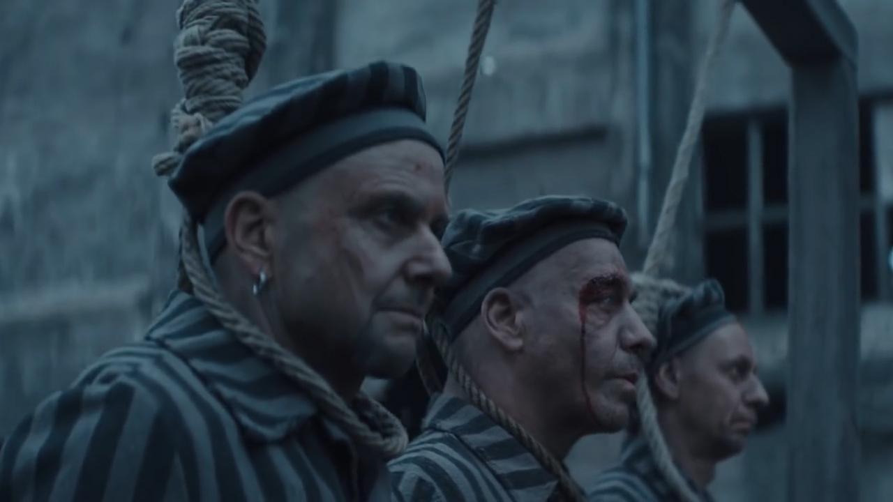 Omstreden promovideo voor nieuw album Rammstein