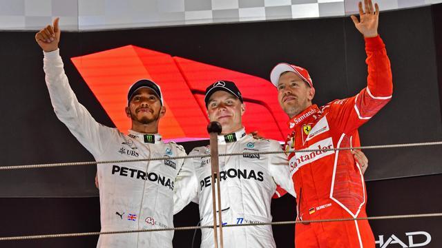 Overzicht: Uitslag Grand Prix Abu Dhabi en WK-standen