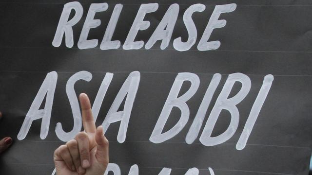 Executie christelijke Pakistaanse uitgesteld