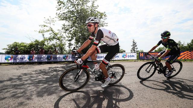 Criterium Daags na Tour in Boxmeer strikt Dumoulin