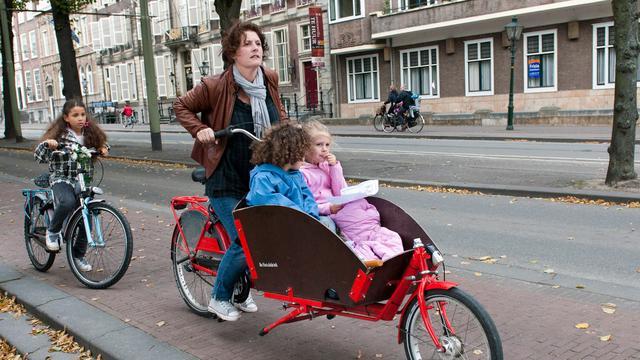Veel jonge gezinnen verlaten de stad Utrecht