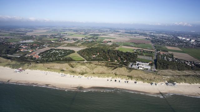 Onthulling oorlogsmonument in duinen bij Dishoek vindt zaterdag plaats