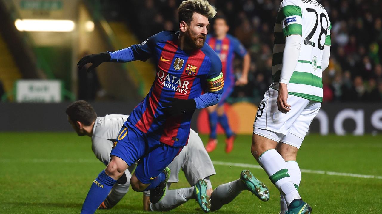 Samenvatting Celtic-FC Barcelona (0-2)