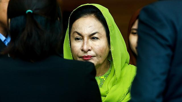 Vrouw van omstreden oud-premier Maleisië opgepakt voor witwassen