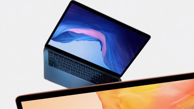 Nieuwe MacBook Air krijgt retinascherm met dunnere randen