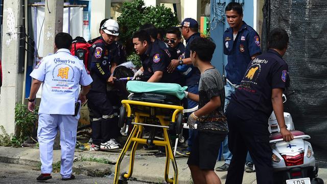 'Aanslagen badplaatsen Thailand werk van minstens twintig mensen'